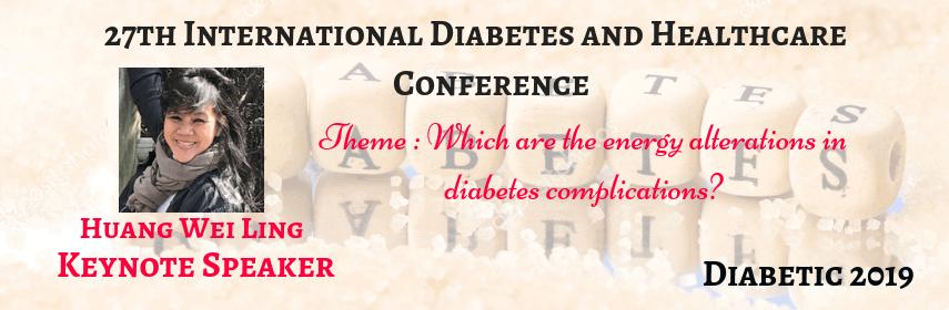 Diabetic Conference - Diabetic 2019