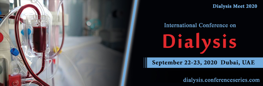 Homepage Banner of International Conference on  Dialysis - Dialysis Meet 2020