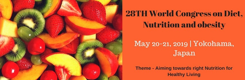 Nutrition Conferences 2019, Obesity Conferences 2019 - Diet Congress 2019