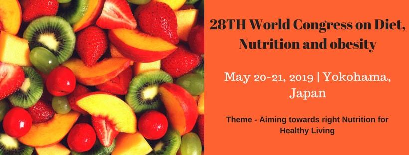 Nutrition Conferences 2019, Obesity Conferences 2019 - Diet Congress 2019