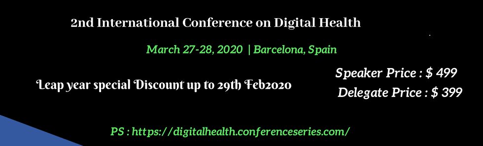 - Digital Health 2020