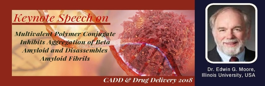 - CADD and Drug Delivery 2018