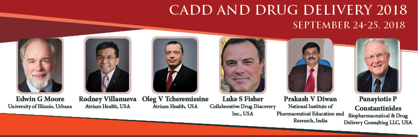 - CADD and Drug Delivery 2019