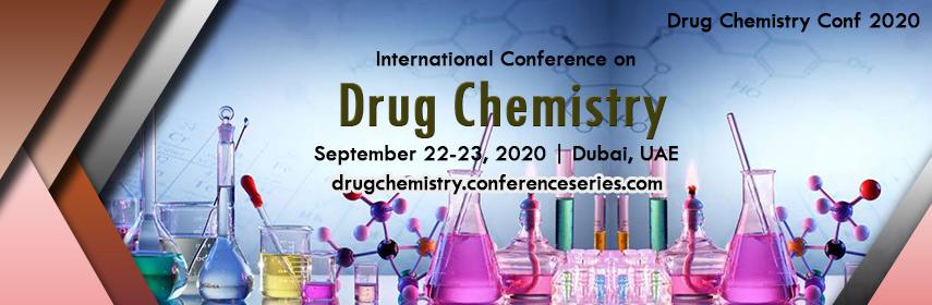 Homepage Banner of International Conference on  Drug Chemistry - Drug Chemistry Conf 2020