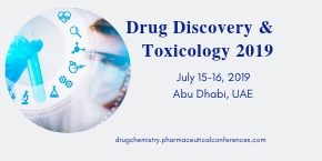 6th World Congress on Drug Discovery & Toxicology , Abu Dhabi,UAE
