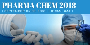 20th World Conference on Pharmaceutical Chemistry and Drug Design, Dubai, UAE