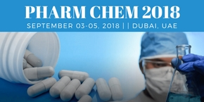20th World Conference on Pharmaceutical Chemistry and Drug Design , Dubai,UAE