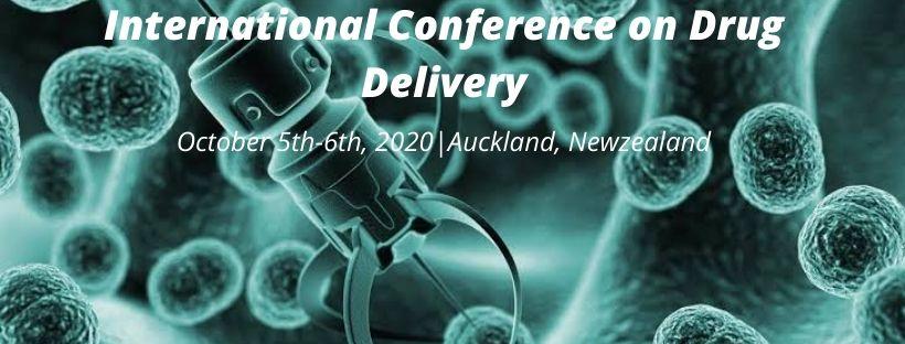 - Drug Delivery Meet-Pharma-2020