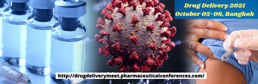 - Drug delivery 2021