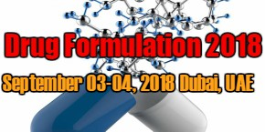 10th  Annual Congress on  Drug Formulation & Analytical Techniques  , Dubai,UAE