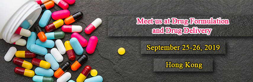 Drug Formulation Congress 2019 | Pharmaceutical Conferences