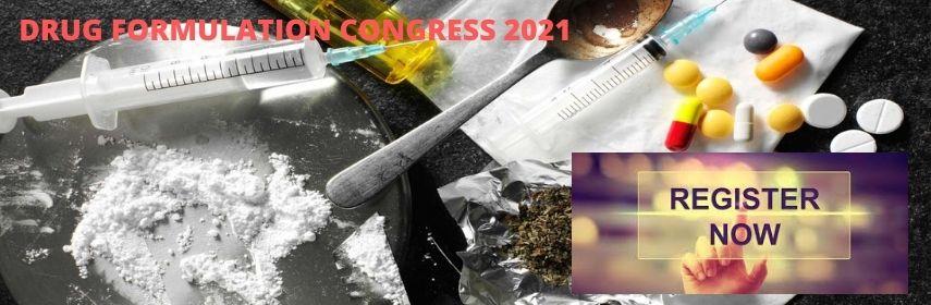 - DRUG FORMULATION CONGRESS 2021