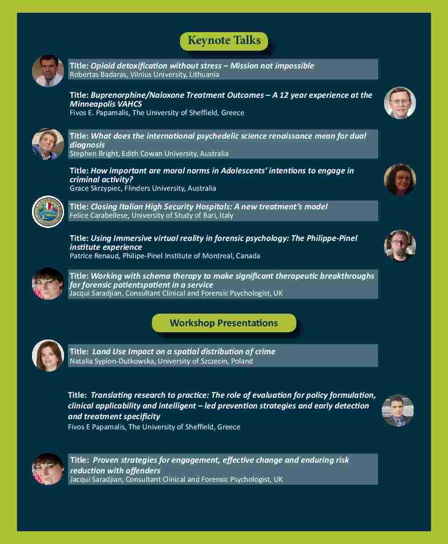 Forensic Conference | Forensic Psychology Conference | Criminology
