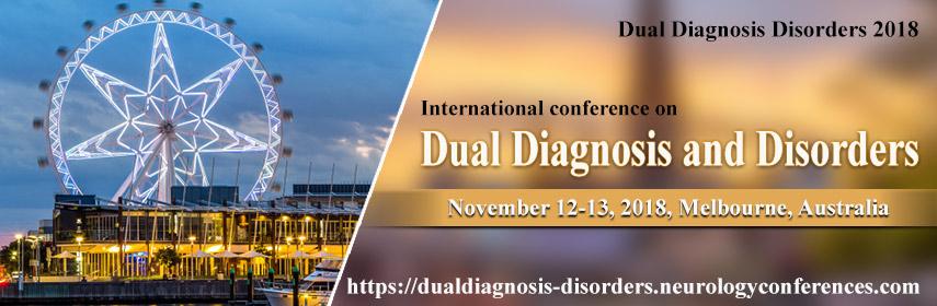 - Dual Diagnosis Disorders 2018