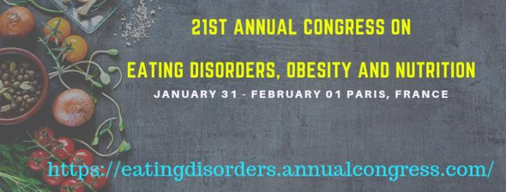 - Eating Disorder 2019