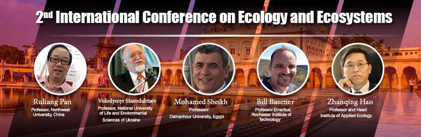- Ecology Ecosystems 2018