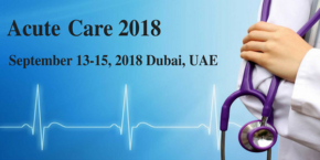 Annual Emergency Medicine and Acute Care Conference , Dubai,UAE