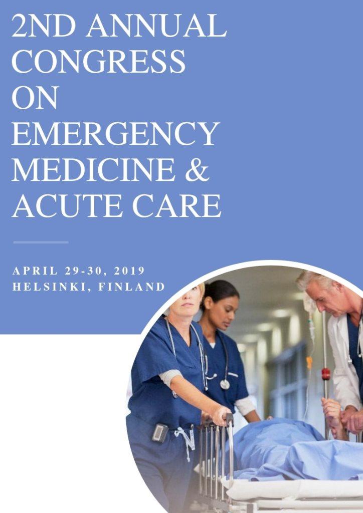 Emergency Medicine Conferences | Acute Care Events | Finland