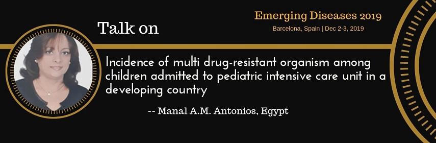 - Emerging Diseases 2019