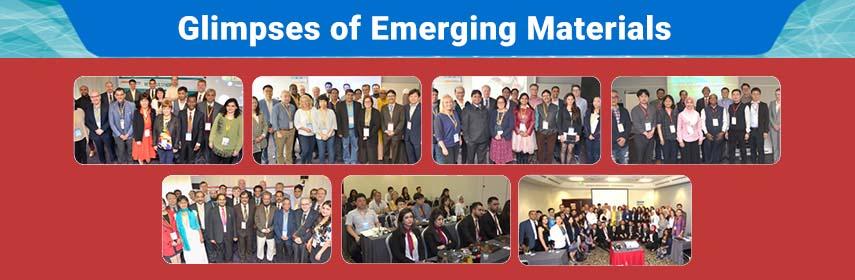 - Emerging materials-2021