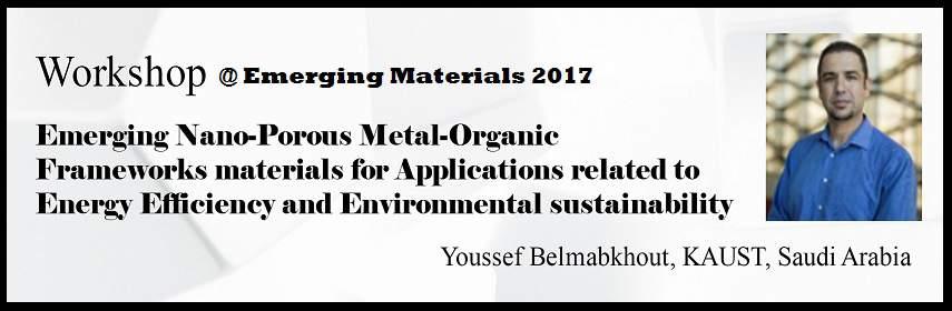 - Emerging Materials 2017