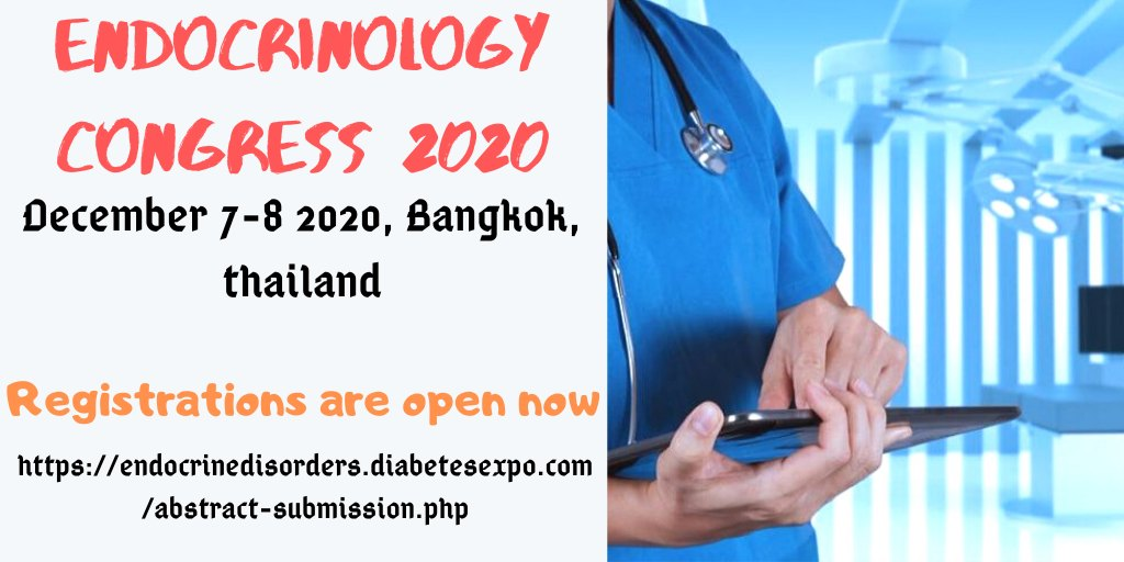 - Endocrinology Congress 2020