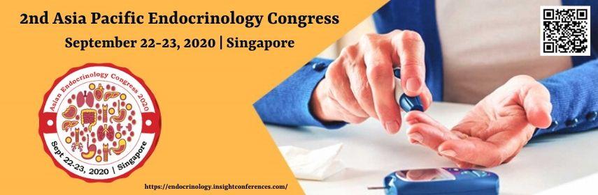 - Asian Endocrinology Congress 2020