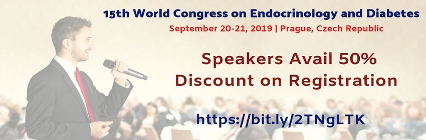 Endocrinology Conferences 2019 | Diabetes Congress