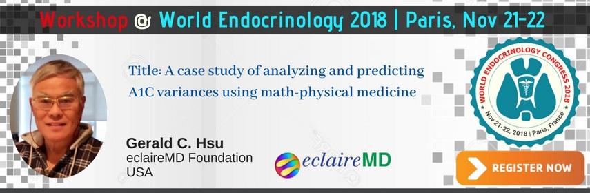 Endocrinology Conferences 2018 - World Endocrinology 2018