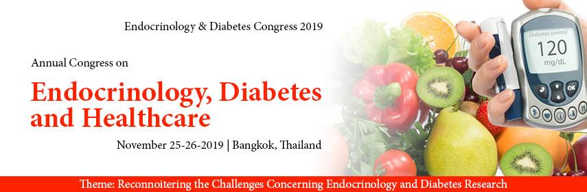- Endocrinology Congress 2019