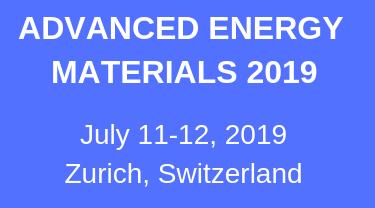 Materials Science Conferences 2019 | Nano Materials