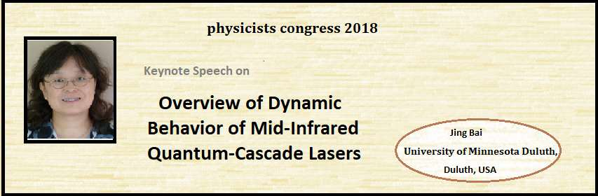 - Physicists Congress 2018