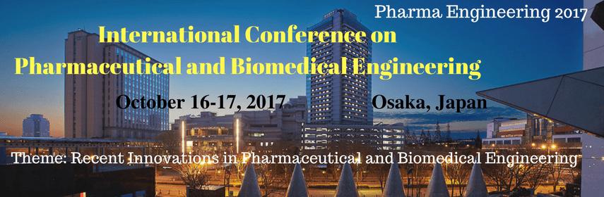 - Pharma Engineering 2017