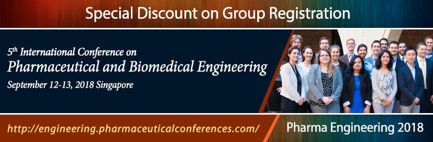- Pharma Engineering 2018