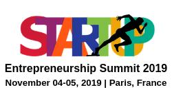 Annual Entrepreneurship Conference | Innovation Expo | Paris | France