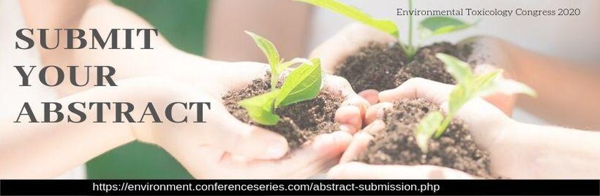 - Environmental Toxicology Congress 2020