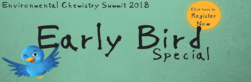- Environmental Chemistry Summit 2018