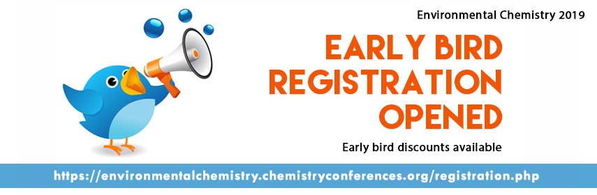 Environmental Chemistry Conferences 2019 | Green Chemistry