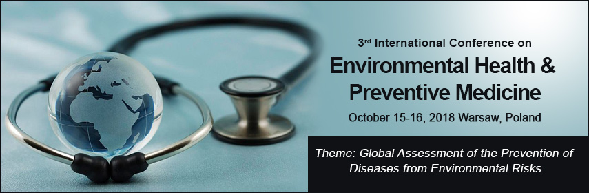 Environmental Health Conferences - Environmental health 2018