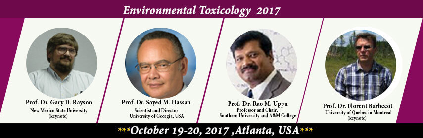 -  Environmental Toxicology 2017