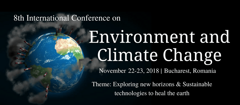 - Climate Change Congress 2018