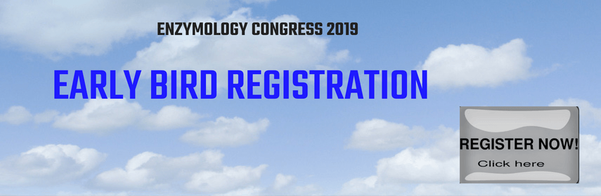- Enzymology Congress 2019