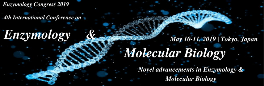 Enzymology Congress 2019 |Enzymology Conferences