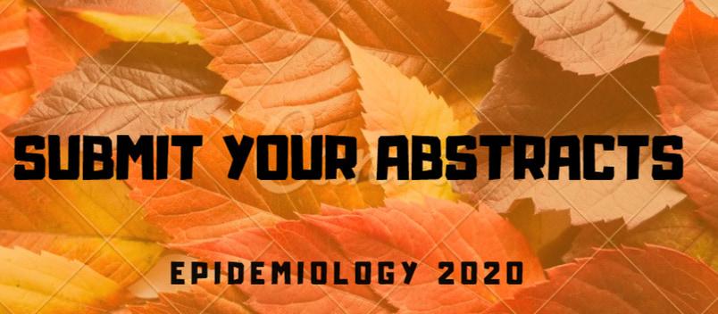- EPIDEMIOLOGISTS 2020