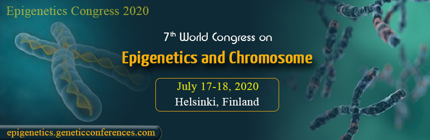 - EPIGENETICS CONGRESS 2020