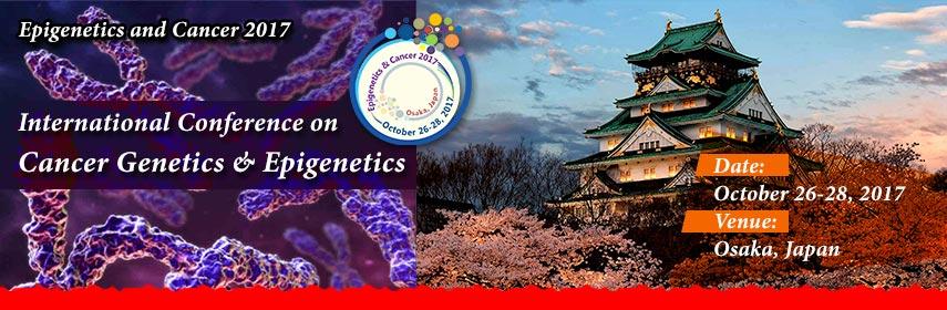 Epigenetics Cancer 2017 workshop - Epigenetics and Cancer 2017