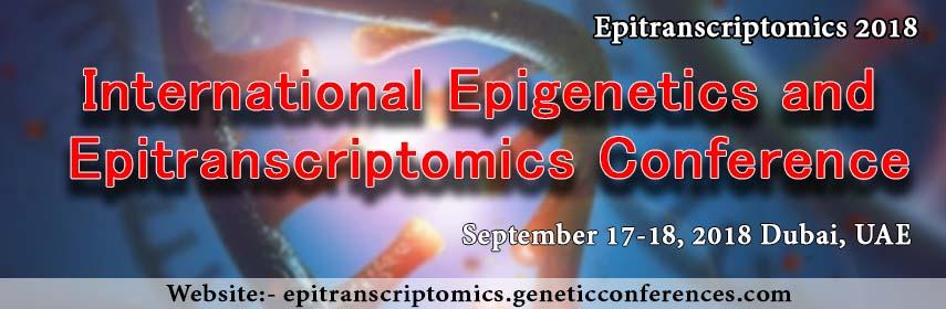 - Epitranscriptomics 2018