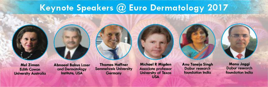 - Euro Dermatology 2018