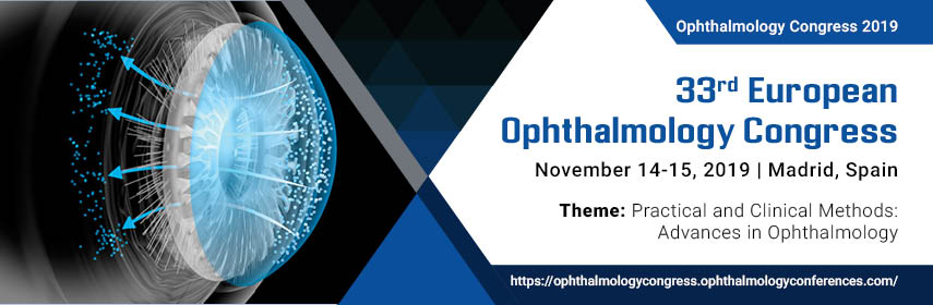 - Euro-ophthalmology 2019