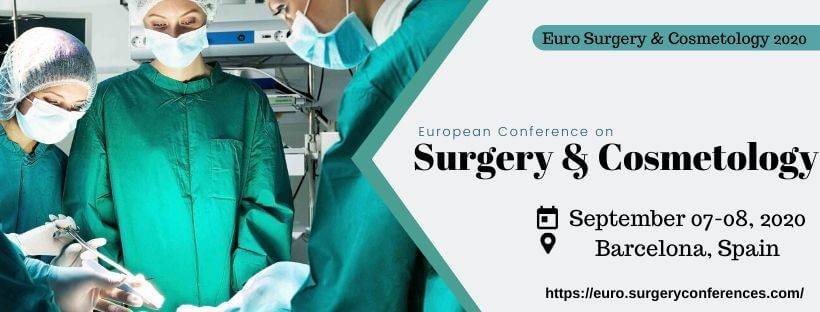 - Euro Surgery & Cosmetology 2020